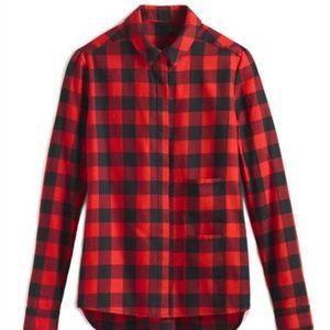 Kate Spade Saturday Flannel Shirt